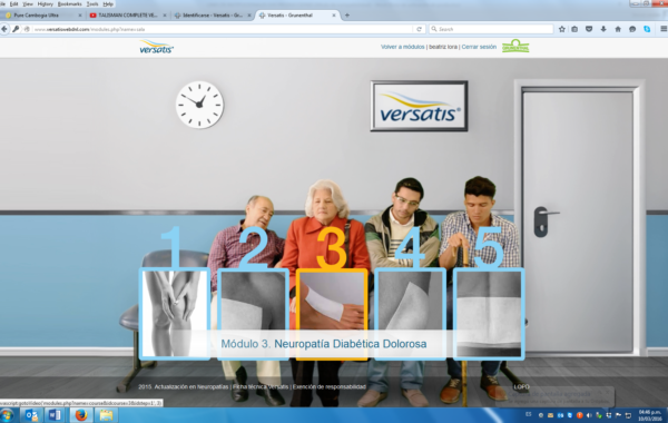 Medico virtual – e Learning