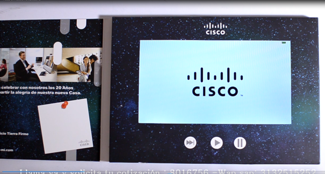 Video Brochure Cisco