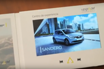 Video Catalogo Renault