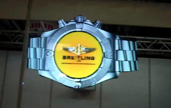 Reloj interactivo